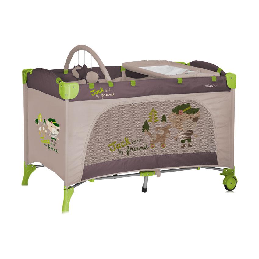 lit parapluie b b travel kid 2 niveaux lorelli. Black Bedroom Furniture Sets. Home Design Ideas