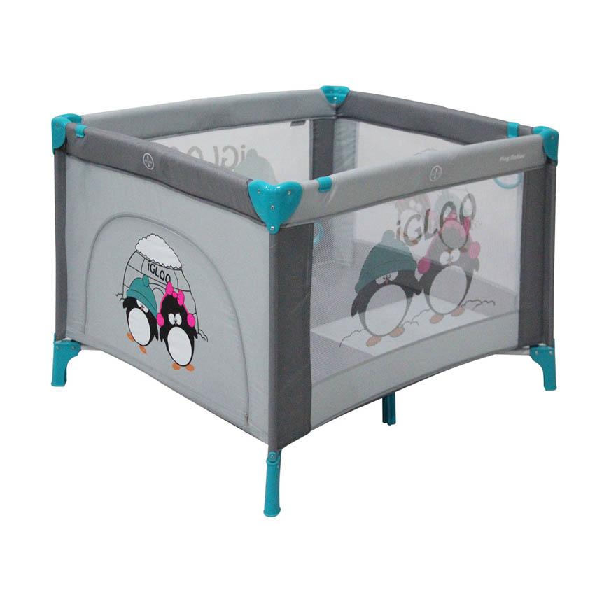 lit b b play station grey green igloo. Black Bedroom Furniture Sets. Home Design Ideas