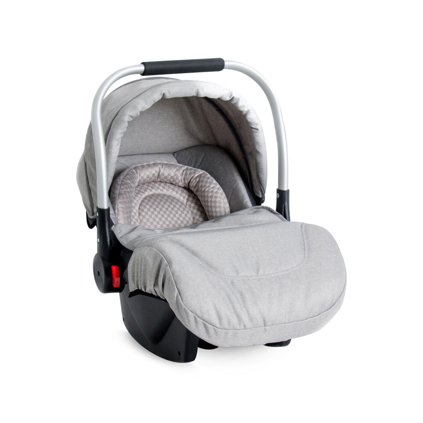 si ge auto b b groupe 0 0 13kg delta lorelli gris. Black Bedroom Furniture Sets. Home Design Ideas